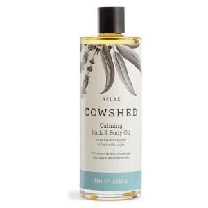 Cowshed 放松舒缓沐浴身体护理精油 100ml