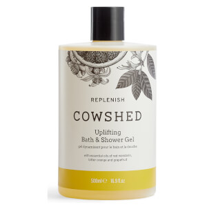 Cowshed 滋养提振沐浴露 500ml