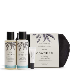 Cowshed 放松舒缓基础护肤套装
