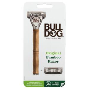 Bulldog 经典竹柄剃须刀