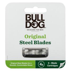 Bulldog 经典剃须刀片