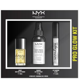 NYX 专业面唇提亮礼品套装