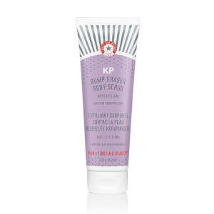 First Aid Beauty KP Bump Eraser Body Scrub with 10% AHA 226ml