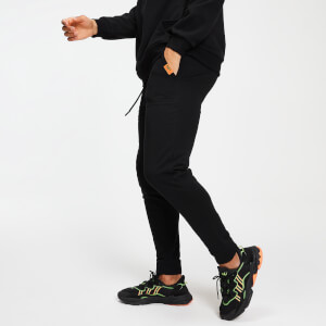 Rest Day 男士慢跑裤 - 黑色