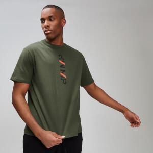 Rest Day 男士 T 恤 - 绿色