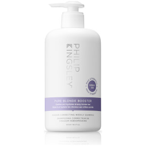 Philip Kingsley Pure Blonde Booster Shampoo 500ml
