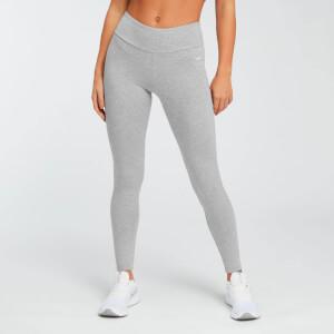 MP Women's Essentials Leggings - Classic Grey Marl