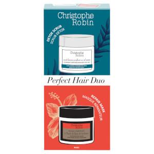 Christophe Robin 完美护发两件套