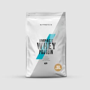 Myprotein Impact Whey Protein, Iced Latte, 1kg