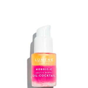 Lumene Nordic-C [VALO] Arctic Berry Oil Cocktail 15ml
