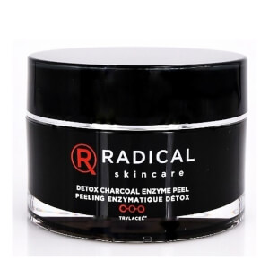 Radical Skincare 竹炭净化水果酶去角质膏 50ml