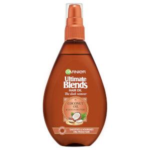 Garnier Ultimate 多元养护椰子护发油 150ml | 适合毛糙发质