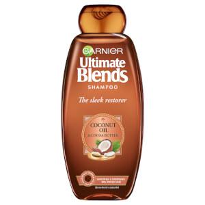 Garnier Ultimate 多元养护椰油洗发水 360ml | 适合毛糙发质
