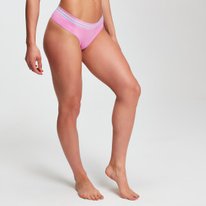 MP Women's Seamless Thong - Candy