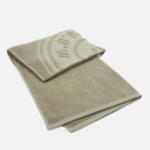MP 运动健身毛巾 - 卡其