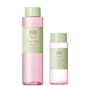PIXI 玫瑰柔肤爽肤水两件套 | 专享版