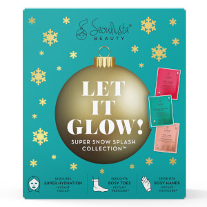Seoulista Beauty Christmas Pack - Let it Glow! Super Snow Splash Collection