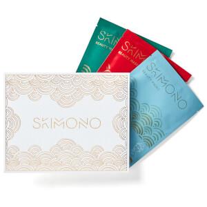 Skimono 安享修护套装| 面部、手部和足部