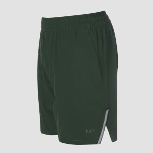MP Men's Woven Training Shorts - Hunter Green