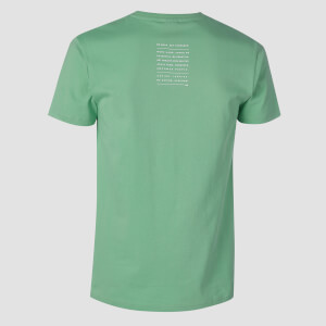 MP Men's Rest Day Slogan T-Shirt - Turf