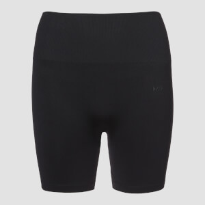 MP Women's Shape Seamless Ultra Cycling Shorts - Black