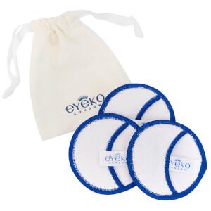 Eyeko 可重复使用竹纤维化妆棉