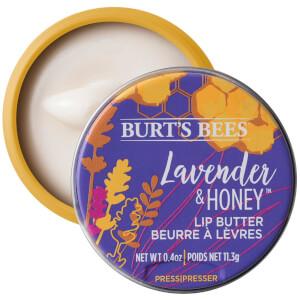 美国小蜜蜂纯天然薰衣草蜂蜜润唇膏 11.3g