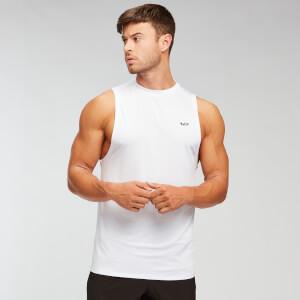 MP男士必备系列健身背心 - 白