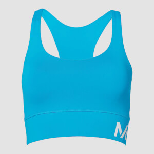 MP Women's Essentials Training Sports Bra - Sea Blue