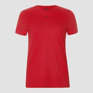 MP女士必备系列T恤 - 红