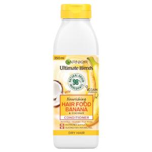 Garnier 秀发营养香蕉滋养护发素 350ml | 适合干性发质