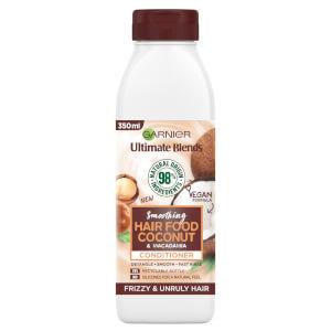 Garnier 秀发营养椰子柔润护发素 350ml | 适合毛糙发质