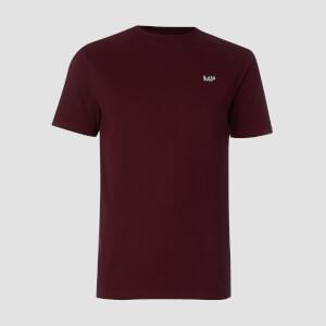 MP男士必备系列T恤 - 暗红