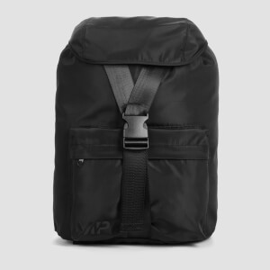 MP High Shine Backpack - Black
