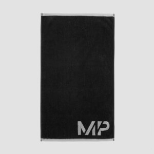 MP Performance系列运动毛巾 - 黑
