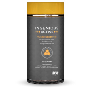 Ingenious Active Jar - 100 Capsules