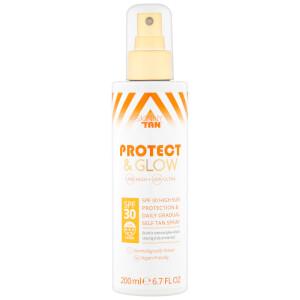 Skinny Tan 防护亮肤牛奶喷雾 SPF30 200ml
