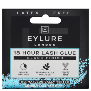 Eylure 18 小时无乳胶假睫毛粘剂   黑色