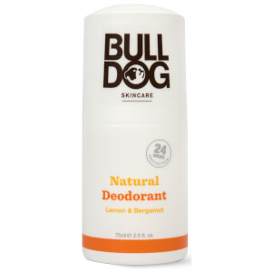 Bulldog 柠檬与佛手柑天然体香剂