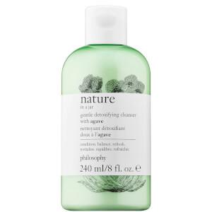 自然哲理瓶中自然龙舌兰净肤洗面奶 240ml