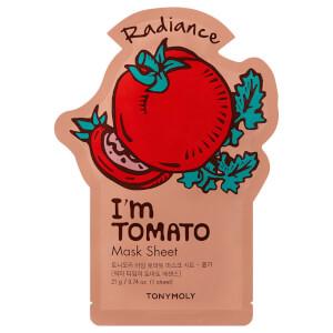TONYMOLY 我是番茄片状面膜 21ml