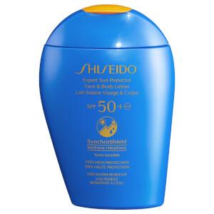 资生堂专业防晒全身防护乳 SPF50+ 150ml