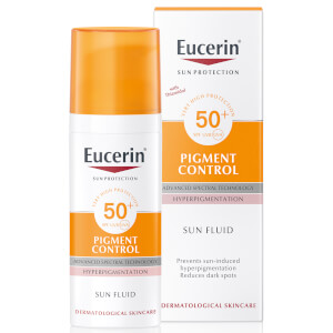 Eucerin Pigment Control Sun Fluid SPF 50+ 50ml
