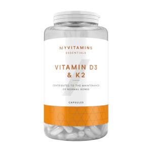 维生素D3&K2胶囊