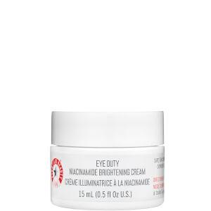 First Aid Beauty Eye Duty Niacinamide Brightening Cream 15ml