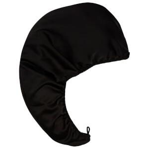 AQUIS 黑色双层头巾 | 专享版