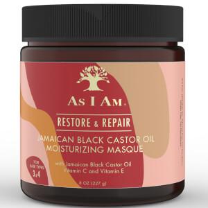 As I Am Jamaican Black Castor Oil Moisturizing Masque