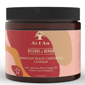 As I Am Jamaican Black Castor Oil CoWash