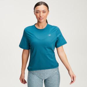 女士Composure系列T恤 - 深湖蓝