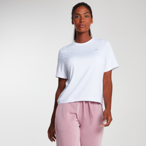 女士Composure系列T恤 - 白